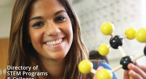 2014 Guide to STEM Programs
