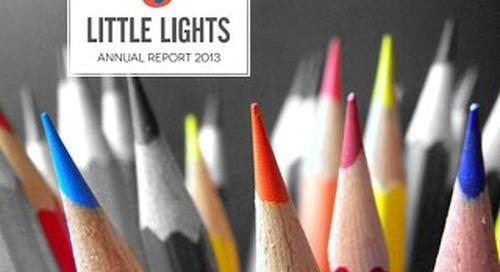 2013 Little Lights Annual Report