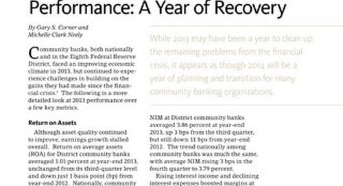 Central Banker - Winter 2013/2014