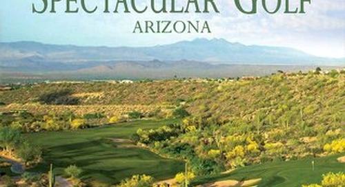Spectacular Golf of Arizona Book Preview
