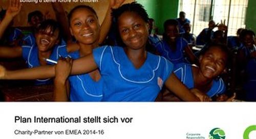 GERMAN EMEA Board Plan International Presentation