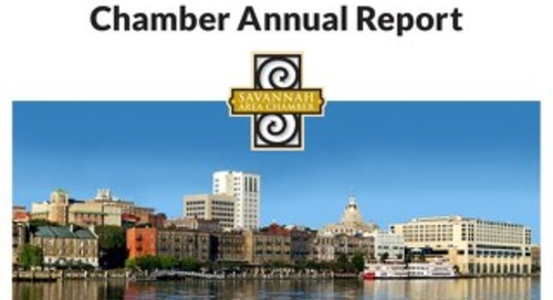 2014 Chamber Annual Report