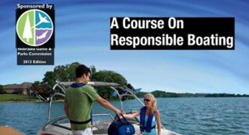 Boater Education Nebraska