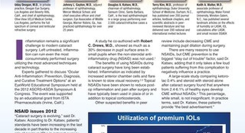 EW AUG 2012 - Supported by ISTA Pharmaceuticals