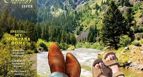 Distinctly Montana Summer 2014