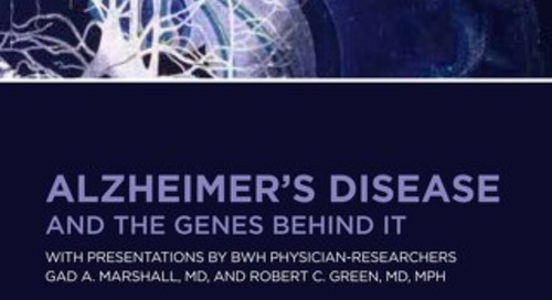 1303CBOO - Alzheimer's Disease and the Genes Behind It