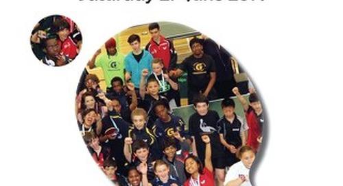 Jack Petchey London Schools Finals (June 21st, 2014)