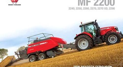 MF 2200 Brochure - DE