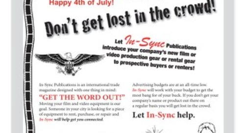 July 2014 InSync Issue
