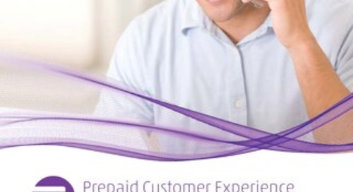 Best Practices - Prepaid Customer Experience