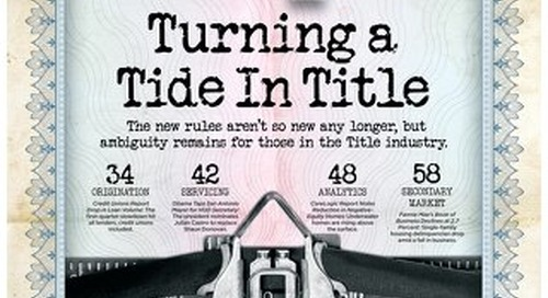 Turning the Tide in Title