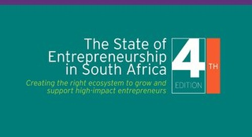Endeavor White Paper 2013: The State of Entrepreneurship in South Africa