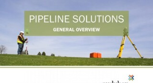 Audubon Pipeline Solutions Overview