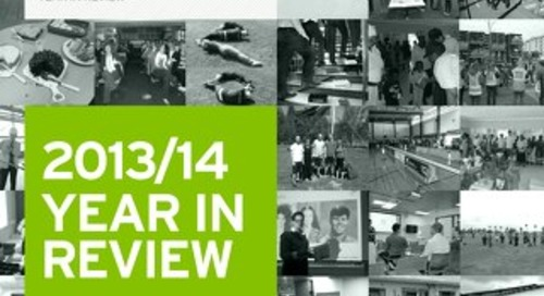 Limelight 2013/14 Year in Review