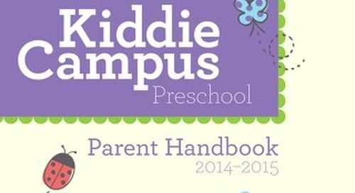 Kiddie Campus Parent Handbook 2014-2015_061014-no bleeds