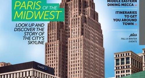 Visit Detroit Fall 2014 & Winter 2015