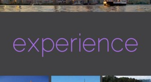 Experience Training Manual