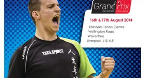 Liverpool Grand Prix online programme