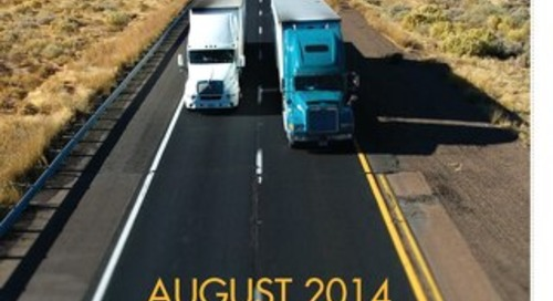 JOC Guide To Trucking Aug 18, 2014
