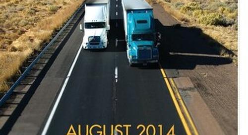 JOC Guide To Trucking Aug 18, 2014