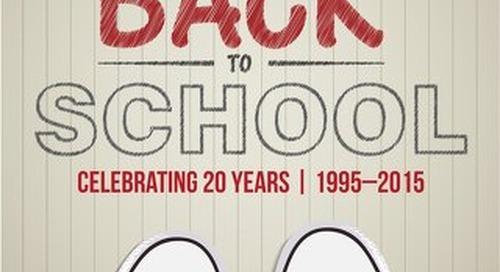 2014 Back-to-School Column