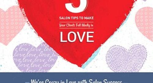 Salon Valentines Day Kit