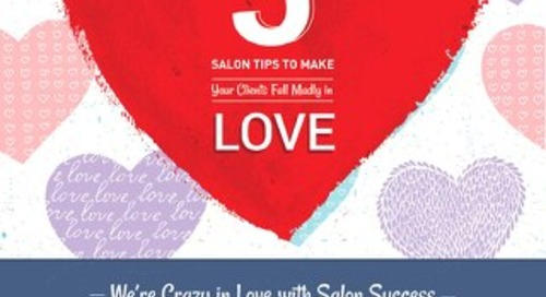 Salon Valentines Day Kit