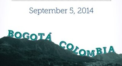 Endeavor Investor Network Colombia: September 2014