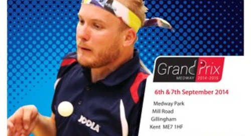 Medway Grand Prix online programme