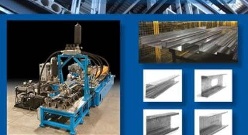 Samco Machinery Stud and Track Presentation