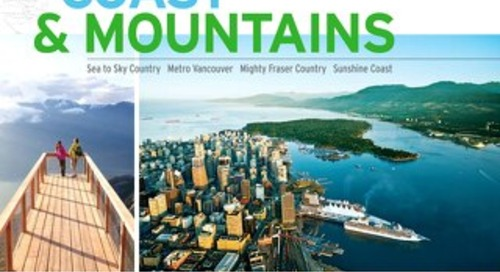 Vancouver Coast + Mountains 2014