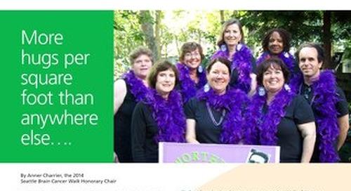 WalkTalk - 2014 Seattle Brain Cancer Walk