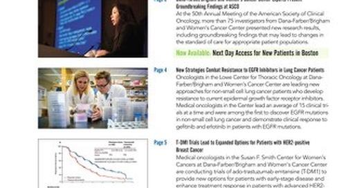 Oncology Advances October 2014