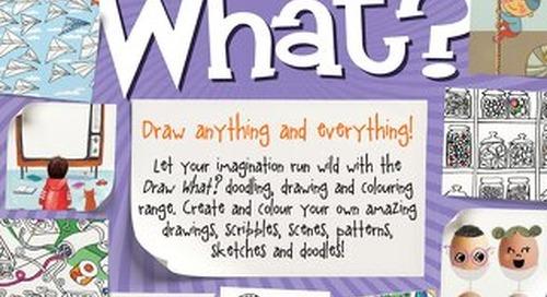Hinkler Draw What? Brochure 2014-15