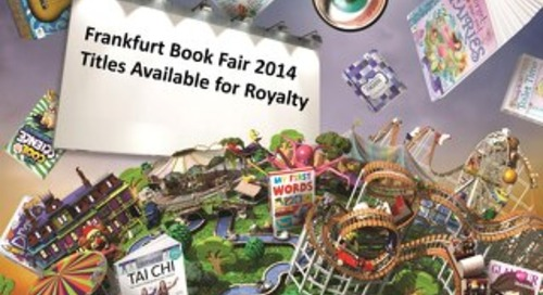 Frankfurt Book Fair 2014_Titles Available for Royalty