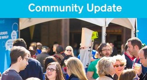 SXSWedu 2015 September Community Update