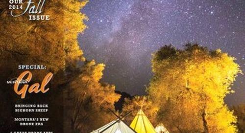 Distinctly Montana Fall 2014