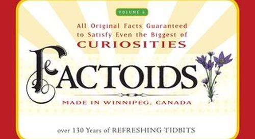 Winnipeg Factoids - Volume 6