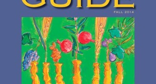 Jewish Studies Guide 2014–2015