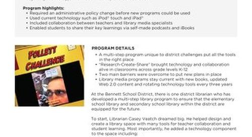 Case Study Bennett School District