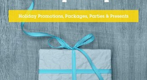 Holiday Promotions & Packages Guide