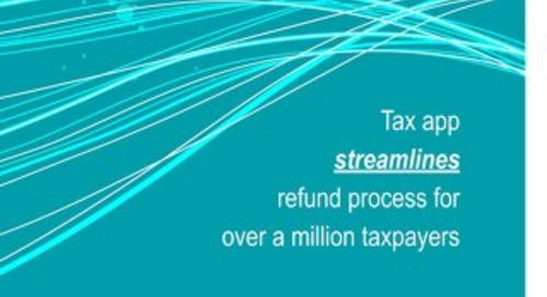 Need4Speed: Tax App Streamlines Refund Process