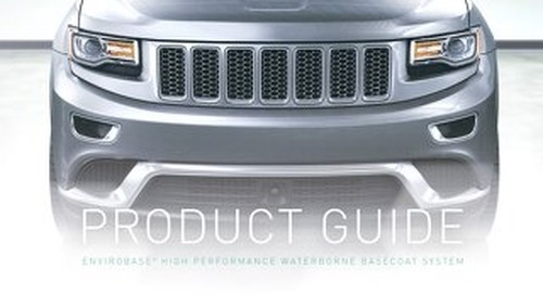 Envirobase® High Performance - Product Selection Guide