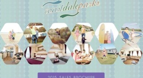 Coastdale Parks - Sales E-Brochure 2015