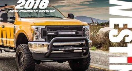 Westin 2018 New Products Catalog