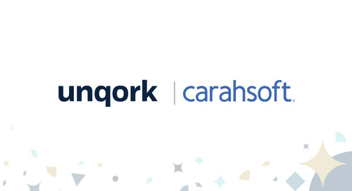 Unqork Now Added to Texas' Department of Information Resources Approved Vendors Through Carahsoft Contract