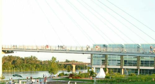Bob the Bridge: How Visit Omaha Turned a Pedestrian Bridge into a Local Celebrity