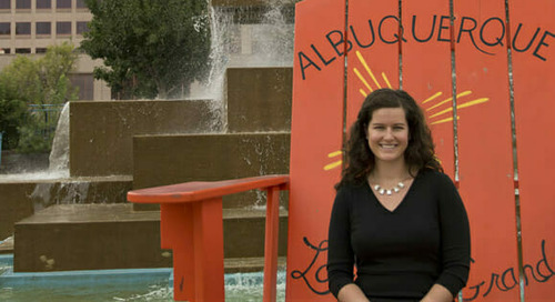 DMO Marketer Profile – Erin Scott of Visit Albuquerque