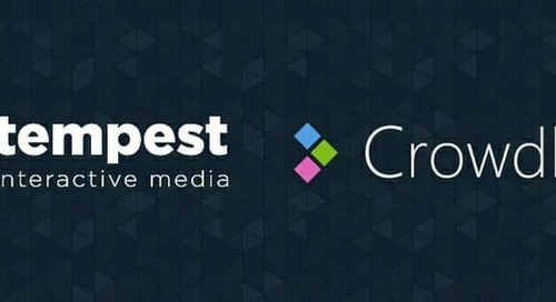 CrowdRiff Partners with Tempest Interactive Media