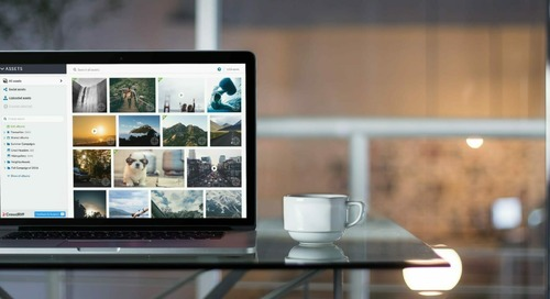 Bring Together All Your Visuals into One Visual Marketing Platform
